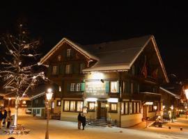 Posthotel Rössli, Gstaad