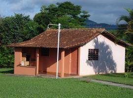 Recanto das Andorinhas - Casa de Temporada, Monte Santo de Minas (São Sebastião do Paraíso yakınında)