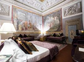 Hotel Burchianti, Florencia