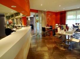 Hôtel-Restaurant Le Luron, Lure (рядом с городом Genevreuille)