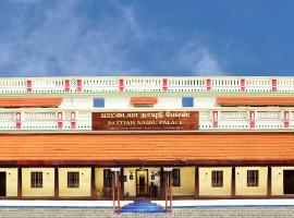 Pattiah Naidu Palace, Palni