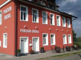 Penzion Obora, Tachov (Milíře yakınında)