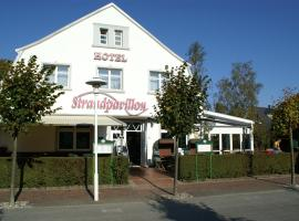 Hotel Strandpavillon, Baabe