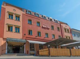 Hotel Raffel, Еннерсдорф (рядом с городом Alsószölnök)