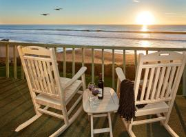 Cavalier Oceanfront Resort, San Simeon
