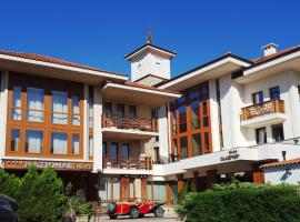 National Palace Hotel, Sliven