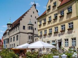 Kaiserhof Hotel Sonne, Nördlingen (Hohenaltheim yakınında)