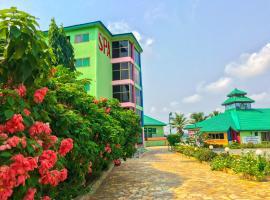 Holy Trinity Spa and Health Farm, Sogakofe (рядом с регионом Dangbe West)