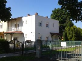 Horst Apartmanok, Бюк (рядом с городом Bő)