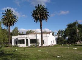 Finca los tres changos, Salta (Villa Sarmiento yakınında)