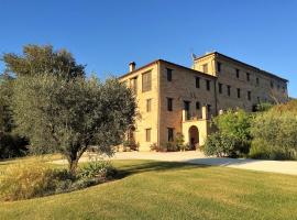 Caserma Carina Country House, Mogliano (Massa Fermana yakınında)