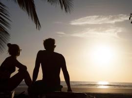 Zen Spirit yoga resort, Puerto Coyote
