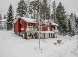 Holiday Home Kerssintie, Тахковуори