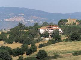 Hotel Ristorante Farneta, Cortona (Berdekatan Farneta)