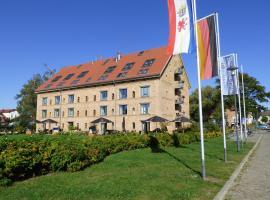 Hotel Alter Kornspeicher, Нойштрелиц