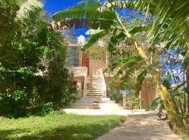 Hotel Casa Maya Calakmul, Chicanna