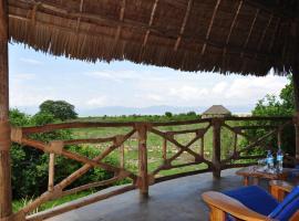 Burudika Manyara Lodge, Mto wa Mbu (рядом с регионом Babati)