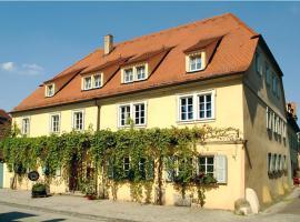 Weingut Gästehaus Weigand, Iphofen (Markt Einersheim yakınında)