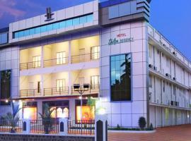 Hotel Shilpa Regency, Kottārakara (рядом с городом Pattanapuram)
