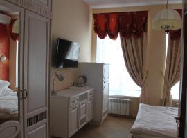 Hotel Partkom, Омск