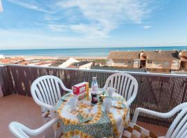 Apartamento Abaco, Playa de Xeraco (Casas Las Basas yakınında)