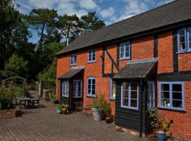 Chess Cottage, Kinnersley (рядом с городом Eardisley)