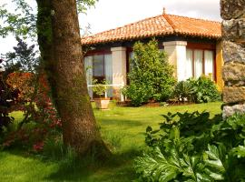 Villa Revetisons, Шантони (рядом с городом Bournezeau)