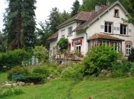 Villa Saint Ludel, Natzwiller (рядом с городом Schirmeck)