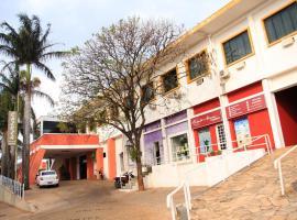 Cazuza Palace Hotel, Tupã (Osvaldo Cruz yakınında)
