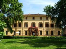Villa Castellani di Sermeti, Sermide