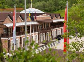 Загородный парково-отельный клуб Equides