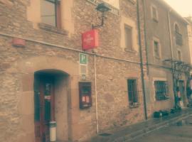 Hostal La Vall, Granollers de Rocacorba