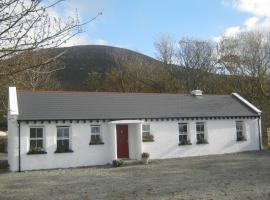 Mia's Self Catering Holiday Cottage, Claggan (рядом с городом Ballyliffin)
