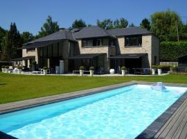 Villa Tiffany, Braine-l'Alleud