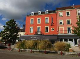 Le Creusot Hotel, Ле-Крёзо (рядом с городом Saint-Symphorien-de-Marmagne)