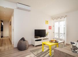 Sunshine Apartment Nice Centre