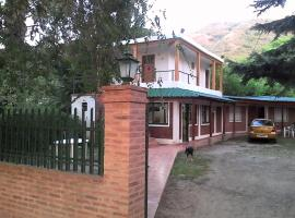 Posada A Lo De Santys, Villa Independencia