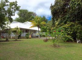 Villa Village Bleu, Сент-Роз (рядом с городом Plessis-Nogent)