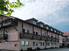 Hotel Vierjahreszeiten, Breitengüßbach (Laubend yakınında)