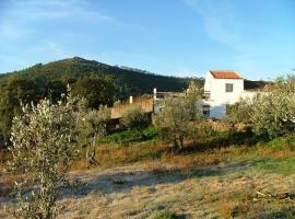 Casa Bacoco, La Codosera (La Rabaza yakınında)