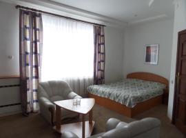 Hotel on Lyubimova 3
