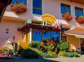 Leitner Gästehaus, Scheifling (Sankt Lorenzen bei Scheifling yakınında)
