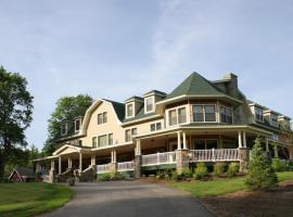 The Inn at Thorn Hill, Jackson