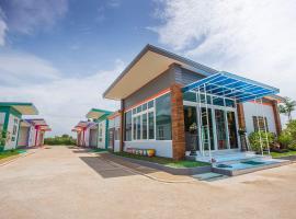 The Resort Kabinburi, Kabin Buri
