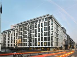 Courtyard by Marriott Brussels EU, Bryssel
