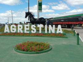 Pousada Araguaia, Agrestina (Bonito yakınında)