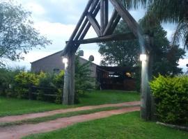 La Felicidade, Villa Elisa (Gilbert yakınında)