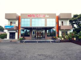 Hotel Girija, Junnar (рядом с городом Madh)