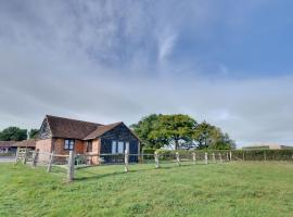 The Dairy Cottage, Hailsham (рядом с городом Herstmonceux)