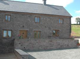 Pentwyn Farmhouse, Llangammarch Wells